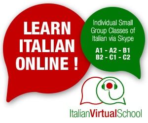 Corsi di gruppo di italiano via Skype